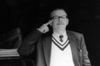 René Peier als Schwarzbeck in 'Herr Paul', Städtische Bühnen Münster