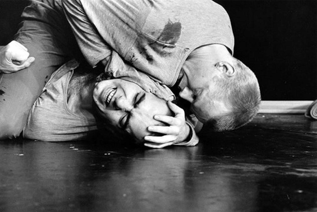 René Peier als Winston in 'Die Insel', 1982 – 1991 Schauspielhaus Zürich