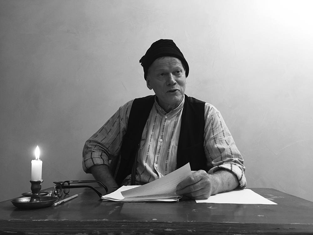 'Der arme Mann im Tockenburg' - Keller62
